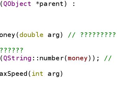 Проблема с кодировкой в редакторе Qt Creator
